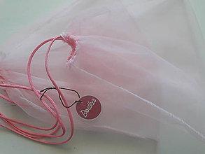 Nákupné tašky - Eko vrecko / eko sáčok na ovocie a zeleninu veľké - 10285853_