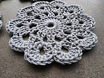 Úžitkový textil - Podšálky - 10289448_