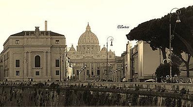 Fotografie - Fotografia... Bazilika svätého Petra - 10290604_