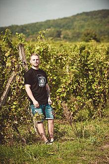 Tričká - Pánske folk tričko - Pohár piva - 10291343_