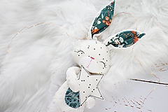 Hračky - Zajačik Nature - 10289212_