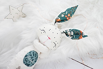 Hračky - Zajačik Nature - 10289213_
