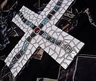 Socha - Kríž svadobný - 10291382_