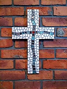 Socha - Kríž svadobný - 10291381_