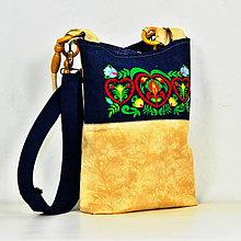 Veľké tašky - Taška srdcia - 10288776_