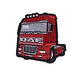 Galantéria - Nažehľovačka Červený kamión - 10291035_