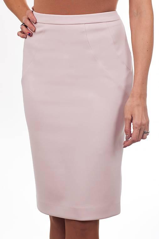 5aa1509d13 Dámska sukňa púdrová   PLZR - SAShE.sk - Handmade Sukne