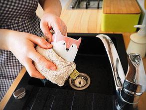 Úžitkový textil - ECO špongia - 10289603_