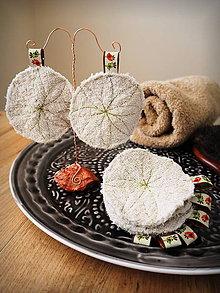 """Úžitkový textil - """"Flower of life"""" odličovacia sada - 10289641_"""