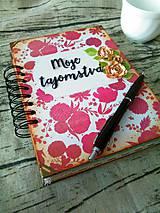 Zápisník na tajomstvá