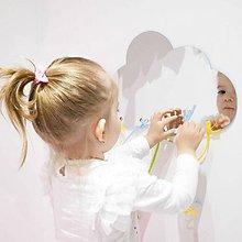 Zrkadlá - (003dz) Zrkadlo dekorácia - MRÁČIK - 10295747_