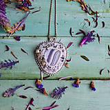 Náhrdelníky - Větvičkový n.2 - vyšívaný náhrdelník - 10296065_