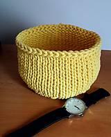 Dobrý obchod - Žltý hladký - 10294577_