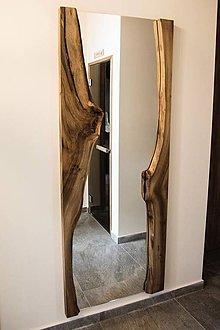 Zrkadlá - Zrkadlo - drevený rám - 10295579_