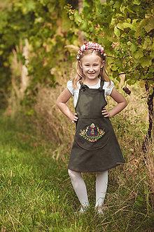 Sukne - Šatová folk sukňa - ornament - 10292715_