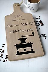 Pomôcky - Lopár - Čas na KÁVU - 10293203_