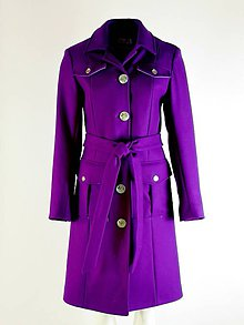 Kabáty - Exkluzívny kabát - 10293019_
