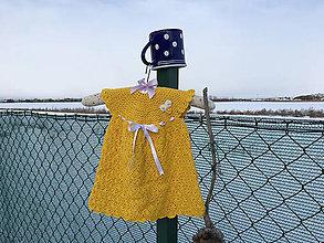 Detské oblečenie - Bavlnené šatôčky - 10292601_