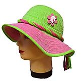 Detské čiapky - Dívčí klobouk 1898- obvod 50/51/52 cm - 10292753_