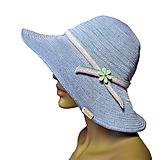 Čiapky - Bavlněný klobouk 1897- obvod 55 cm - 10292799_