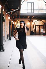 Šaty - Elegantné šaty na dojčenie s tylom - 10294233_
