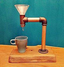 Pomôcky - Kávovar na prekvápkavanú kávu - 10291965_