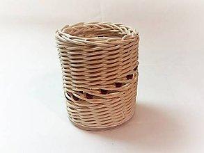 Pomôcky - Stojan na ceruzky, perá - 10296122_