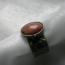 Prstene - Dotkol si sa môjho srdca - 10294880_