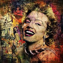 Obrazy - Pop Art na objednávku - 10295155_