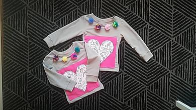 Detské oblečenie - Tričko s obrázkom na vymaľovanie - 10296015_