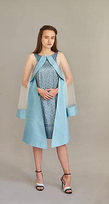 Šaty - Silk frouzn - 10297539_