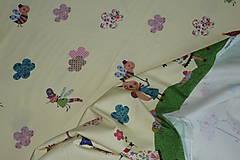 Textil - Čarodejnice úplet digi - 10296898_