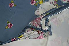 Textil - Maco veľký alebo malý úplet digi - 10298354_