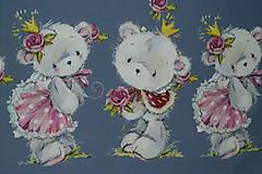Textil - Maco veľký alebo malý úplet digi - 10298356_