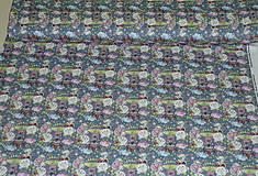 Textil - Maco veľký alebo malý úplet digi - 10298358_