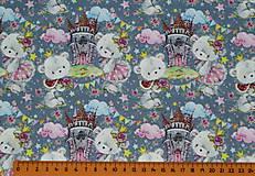 Textil - Maco veľký alebo malý úplet digi - 10298359_