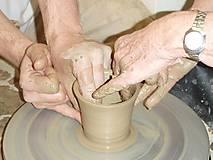 Kurzy - Vyrob si svoj výrobok - Tvorivé dielne v Majolika-R - 10298472_