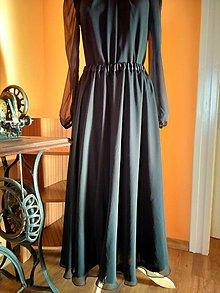 Sukne - Šifonová sukňa - 10296951_