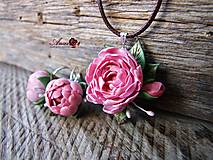 Sady šperkov - Pivónky - súprava - 10298071_