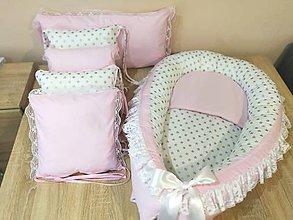 Textil - Set do postieľky - 10299826_