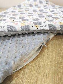 Textil - Deka s vyberateľnou vložkou. - 10299840_