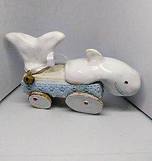 Socha - Biela veľryba - 10297401_