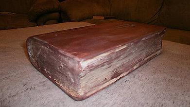 Socha - Stará kniha - 10298400_