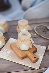 Svietidlá a sviečky - Sójová sviečka 225g - 10298000_