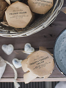 Svietidlá a sviečky - Sójová sviečka 225g (Čerstvo upečený chlieb) - 10298007_