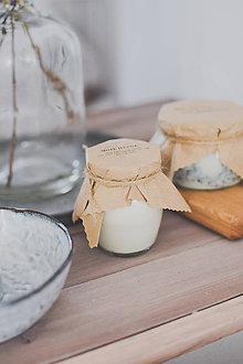 Svietidlá a sviečky - Sójová sviečka 225g (Moje hygge) - 10298045_