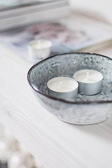 Svietidlá a sviečky - Čajová sviečka 20g - 10299219_