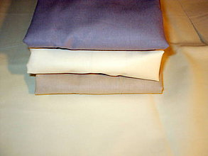 Úžitkový textil - poťah na anatomický vankúš - 10299294_