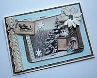 Papiernictvo - Spomienky na zimu III. - 10298802_
