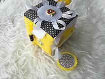 Susugo Montessori hracia kocka.